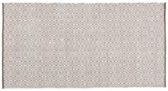 Koberec Ručně Tkaný Carmen 1 - šedá, textil (60/120cm) - Mömax modern living