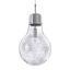 Závesná Lampa Lara - Moderný, kov/sklo (21/110cm) - Mömax modern living