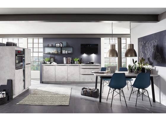 Vstavaná Kuchyňa Santiago - Design (285/140cm)