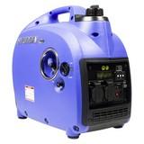 Stromerzeuger HY2000Si D - Blau, KONVENTIONELL, Kunststoff (51/45/28,6cm) - Hyundai