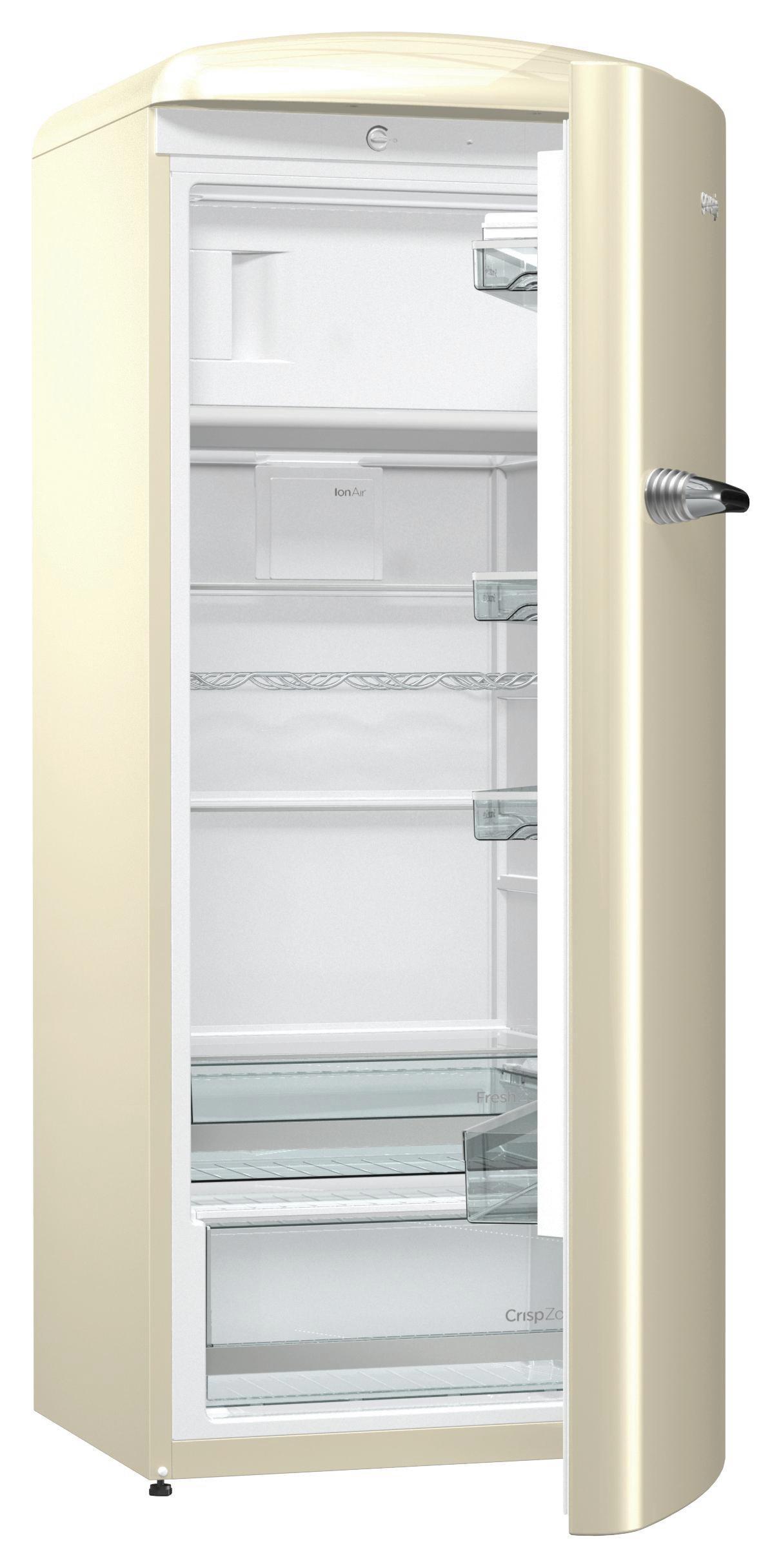 Gorenje Kühlschrank Orb 153 A 154 Cm Hoch : Gorenje kühlschrank orb c online kaufen ➤ möbelix