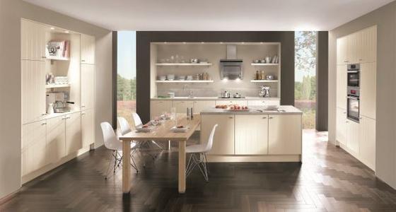 Kuchyně Na Míru Frankfurt - Moderní, dřevěný materiál