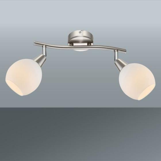 Bodove Svetlo Samuel - Konvenčný, kov/sklo (28/9,7cm) - MÖMAX modern living