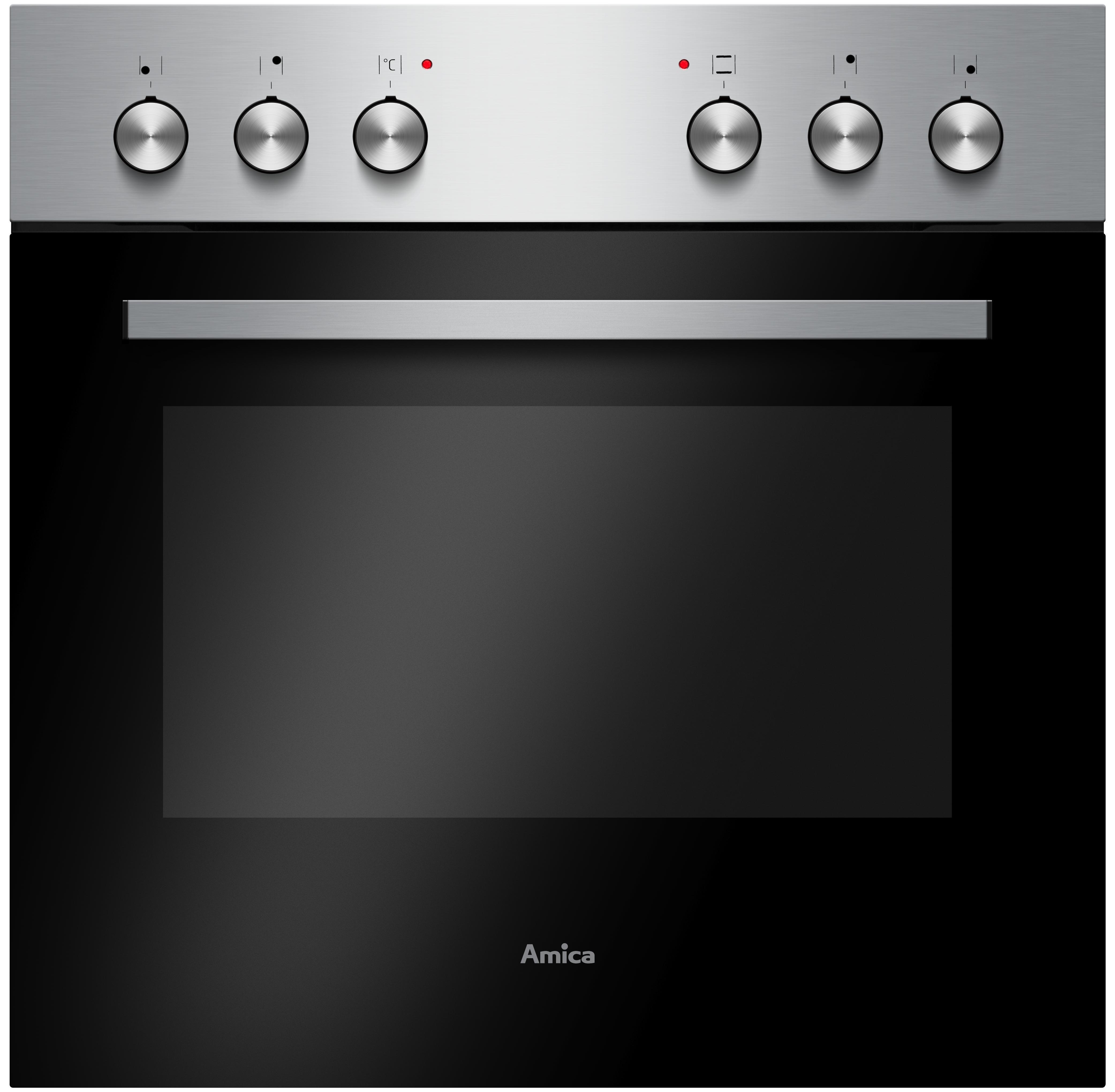 Einbaubackofen mit Touch Display und 14 Funktionen