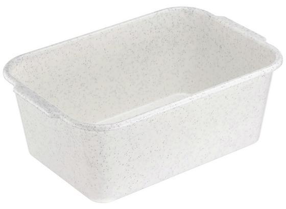 Aufbewahrungsbox Hw3a - Blau/Weiß, KONVENTIONELL, Kunststoff (28/11/20cm)