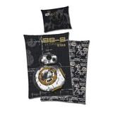 Kinderbettwäsche Star Wars Star Wars - Schwarz/Weiß, Design, Textil