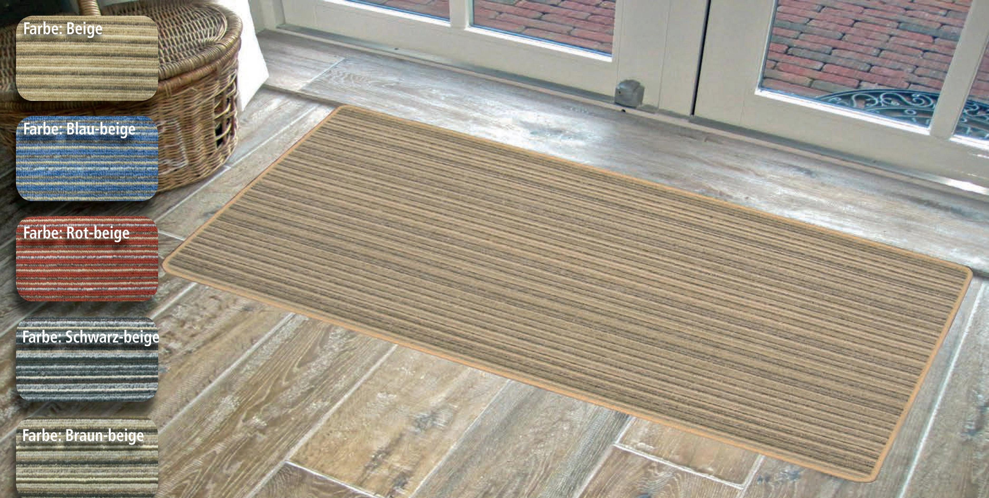 Szőnyeg Harald - multicolor, konvencionális, textil (80/400cm)