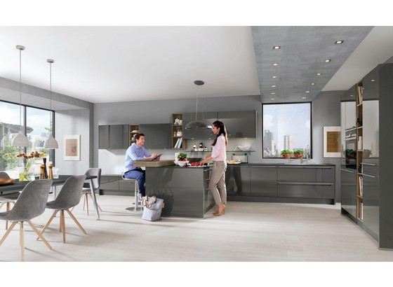 einbauk che las vegas online kaufen m belix. Black Bedroom Furniture Sets. Home Design Ideas