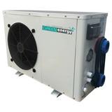 Wärmepumpe Green Energy 12 - Weiß, MODERN, Kunststoff/Metall (104/41/70cm)