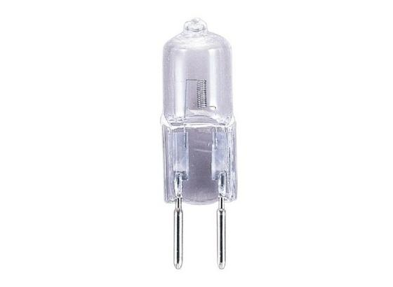 Halogénová Žiarovka 2ks/bal., Gy6,35, 35 Watt - číre (1/3.8cm)