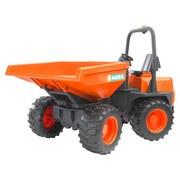 Bruder Minidumper Ausa 02449 - Schwarz/Orange, Kunststoff - Bruder