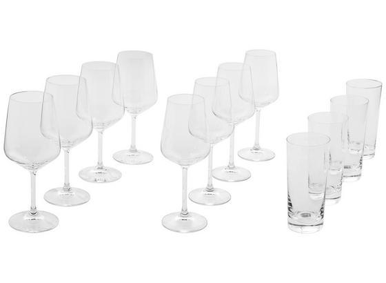 Gläserset Style, 12-tlg. - Klar, KONVENTIONELL, Glas (54/24,4/20,6cm) - Spiegelau
