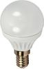 LED-Leuchtmittel 3er-pack Barney 400 lm, E14, A+ - Weiß, KONVENTIONELL, Glas/Metall (4,5/8,2cm)