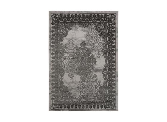 Webteppich Cori 80x150 cm - Grau, Basics, Kunststoff (080/150cm) - James Wood
