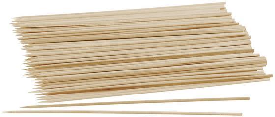Spieße Basic - Birkefarben, KONVENTIONELL, Holz (20cm) - Fackelmann