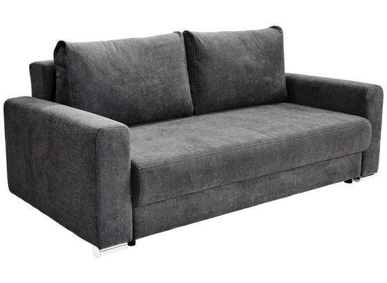 Veľká Pohovka Garcia - sivá/béžová, Moderný, drevo/textil (248/90/103cm) - Luca Bessoni