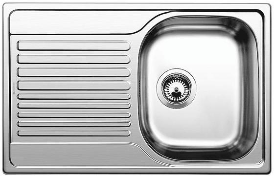 Spüle Blancotipo 45s - Metall (78/17/50cm) - Blanco