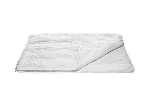 Letná Prikrývka Zilly Cool - biela, textil (135/200cm) - Nadana