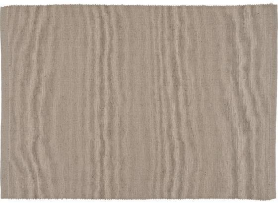 Prostírání Cenový Trhák - šedá, textil (33/45cm) - Based