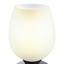 Stolová Lampa Cup - biela/hrdzavá, Štýlový, kov/sklo (10/18cm) - Mömax modern living