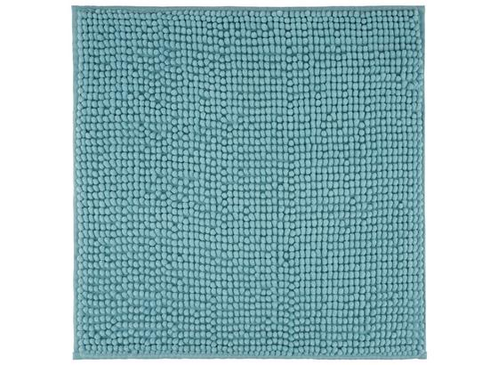 Koberček Do Kúpeľne Nelly -top- - tyrkysová, textil (50/50cm) - Mömax modern living