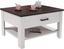 Dohányzóasztal Provence - Wenge/Fehér, romantikus/Landhaus, Faalapú anyag (105/50,5/70cm) - James Wood
