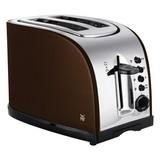 Toaster Terra - Silberfarben/Braun, MODERN, Metall (30/19/16,5cm) - WMF