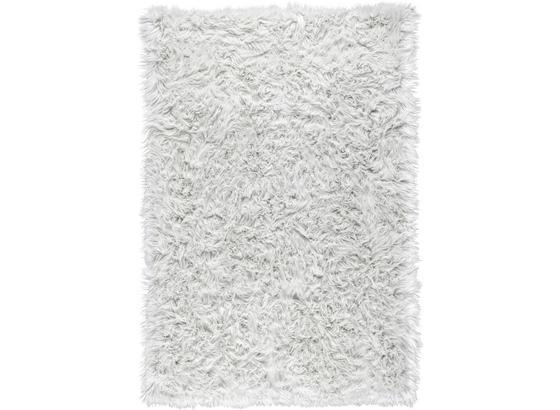 Kunstfell Teddy, Ca. 100x150cm - biela, Romantický / Vidiecky, plast (100/150cm) - Mömax modern living