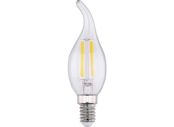 Led Žiarovka 3ks/bal. 10584-37, E14, 4 Watt - číre, sklo (3,5/10,8cm) - Modern Living