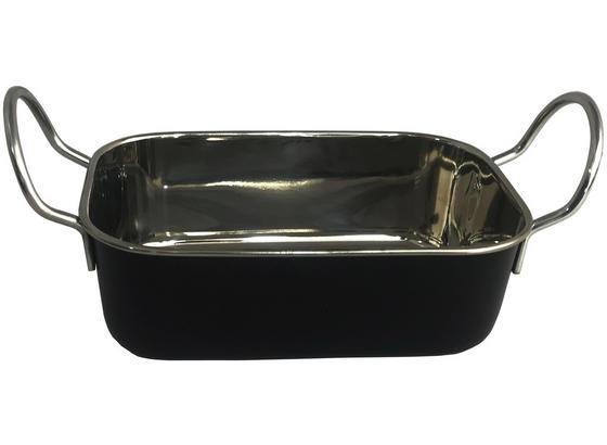 Servírovacia Panvica Fries, 0,5l - čierna, Moderný, kov (14,6ml) - Mömax modern living