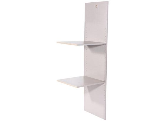 Vnútorné Členenie Korbach - sivá, Moderný, kompozitné drevo (45/147/45cm)