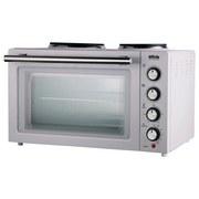Kleinküche mit Umluft KK 2900 - Weiß, MODERN, Metall (53/43/32cm) - Silva Homeline