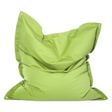 Outdoorsitzsack Meadow B: 160 cm Limette - Limette, Basics, Kunststoff (160/20/50/130cm) - Ambia Garden