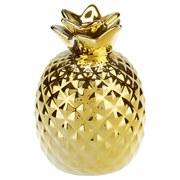 Diffuser Ananas - Goldfarben, LIFESTYLE, Glas (0,1l) - Luca Bessoni