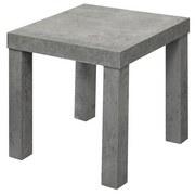 Kisasztal Normen - Szürke, modern, Faalapú anyag (39mm)