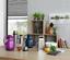 Elektrische Küchenwaage Page Compact 100 - Schwarz, KONVENTIONELL, Glas (20,1/16,3/2,5cm) - Leifheit