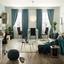 Zatemňovací Závěs Riccardo - jadeitově zelená, Moderní, textil (140/245cm) - Premium Living