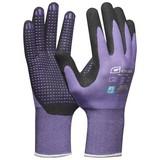 Arbeitshandschuhe Multi Flex Lady Gr. 8 - Lila, Basics, Textil (24/12/2cm) - Gebol