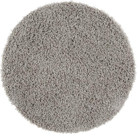 Koberec S Vysokým Vlasem Bono 4 - světle šedá, Konvenční, textil (80cm) - Mömax modern living