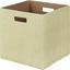 Skladací Box Bobby - béžová, Moderný, plast/papier (33/33/32cm) - Mömax modern living