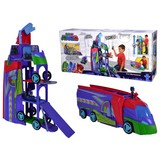 Spielfahrzeug Pj Mask - Multicolor, Basics, Kunststoff (21/84/38cm)