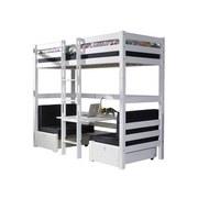 Finley Finley 2mal 90x200 cm Buche - Weiß, Design, Holz (90/200cm) - MID.YOU