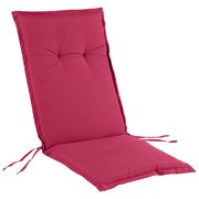 Sesselauflage Rabia Hochlehner - Pink, MODERN, Textil (50/123cm) - Luca Bessoni