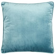 Dekoračný Vankúš Viola - modrá, Moderný, textil (45/45cm) - Mömax modern living