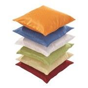 Párnahuzat Curl - Borvörös/Pezsgő, konvencionális, Textil (40/40cm) - Ombra