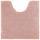 Predložka Do Wc Nelly -top- - ružová, textil (50/50cm) - Mömax modern living