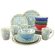 Kombiservice Classcio 16-Tlg - Multicolor, Basics, Keramik (36/32/35cm)