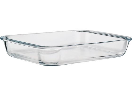 Forma Na Nákyp Greta - číre, sklo (25,8/4,5/14,9cm) - Mömax modern living