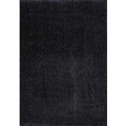Hochflorteppich Galaxy 80/150 - Dunkelgrau, MODERN, Textil (80/150cm)