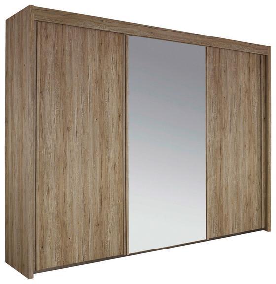 Skříň S Posuvnými Dveřmi Imperial - Konvenční (280/223/65cm)